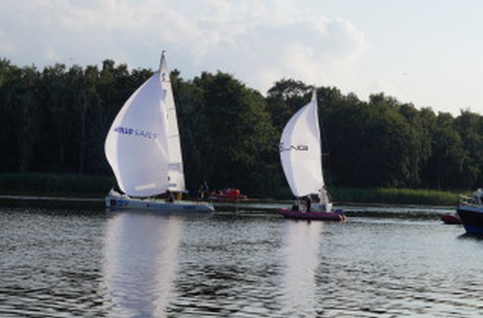 Match Race, Day 1