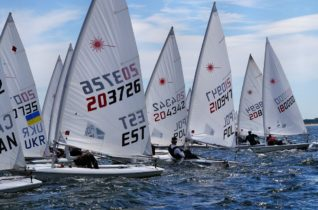 Laser Europa Cup 2018 D3