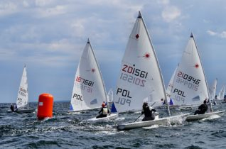 Laser Europa Cup 2018 D1
