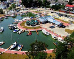 Rozbudowa Portu Jachtowego