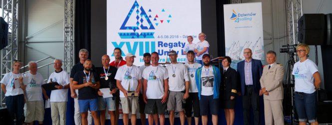 XVIII Regaty Unity Line zakończone