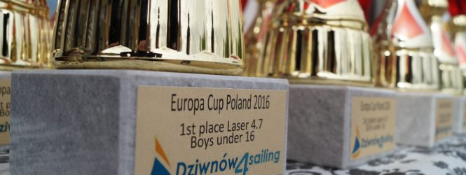 Laser Europa Cup 2016 – Sunday