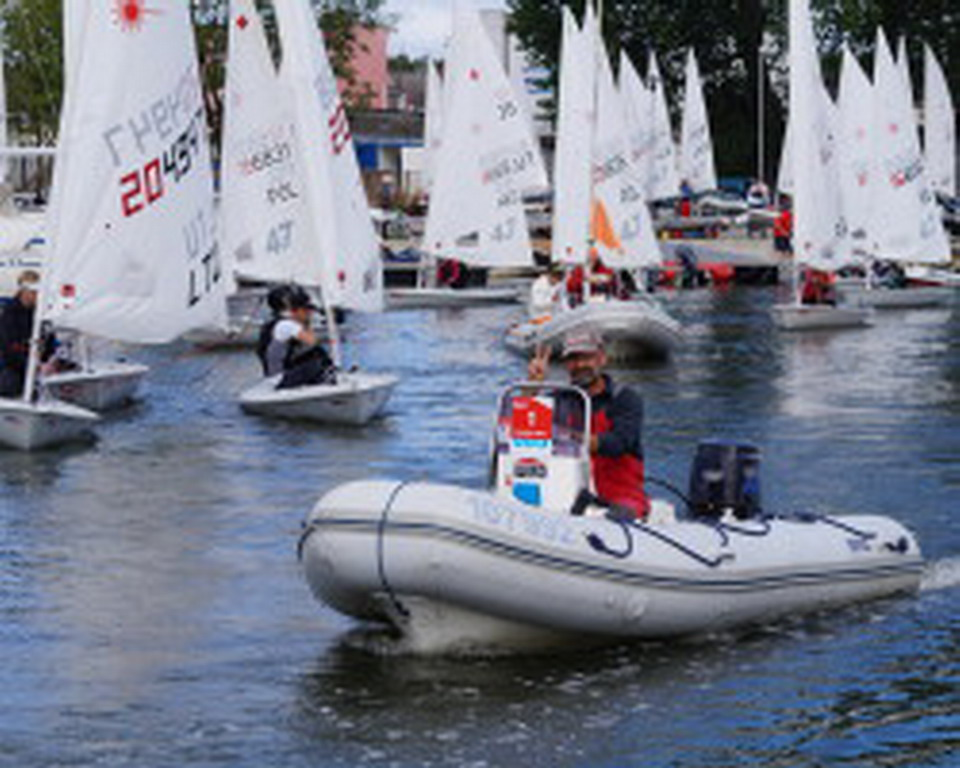 Europa Cup Poland 2015, Dziwnów 10-12.07.2015, the Regatta have just started!!!