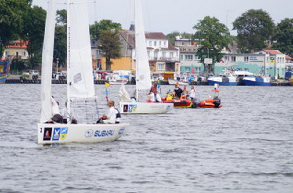 Match Race, Day 2