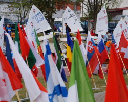Optimist World Championship 2015 in a halfway stage