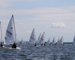 Laser Europa Cup 2016 – Friday