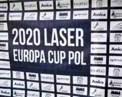 Laser Europa Cup 2020 – Dzień 2