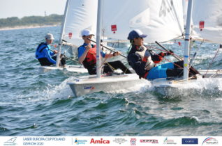 Laser Europa Cup 2020 D3