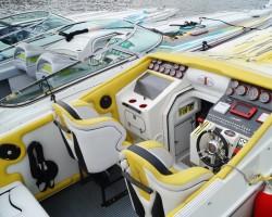 Szybkie łodzie motorowe