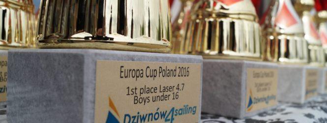 Laser Europa Cup 2016 – Niedziela