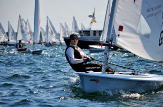 Laser Europa Cup 2020 D1