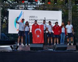 ME U21 Otwarcie mistrzostw